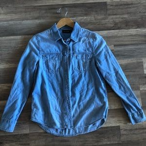 DKNY Button Up